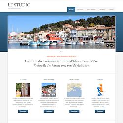 Location de vacances dans le Var, studio d'hôtes à Saint Mandrier sur mer