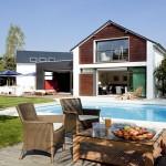 Les Arbres Rouges, maison d'hotes design proche de Nantes en Loire Atlantique