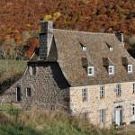 La Roussiere, chambres d'hotes à Saint Clement dans le Cantal - Auvergne