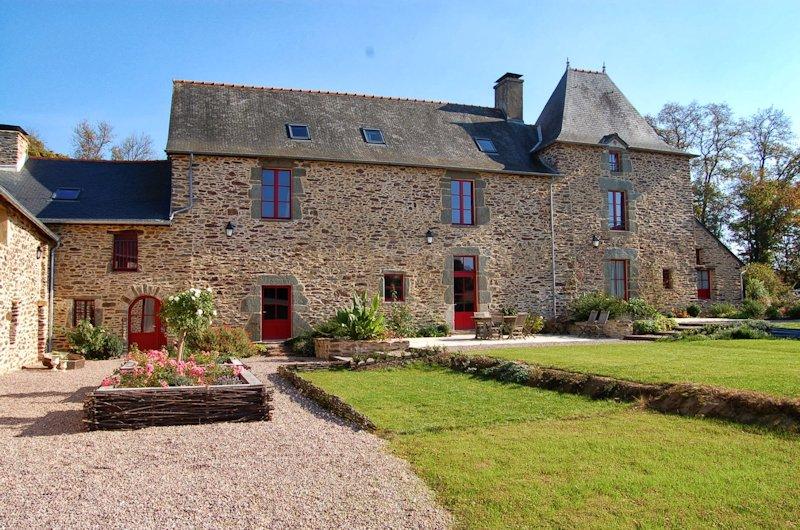 Manoir Le Courtillon, chambres d'hôtes - Pont Réan, Bretagne