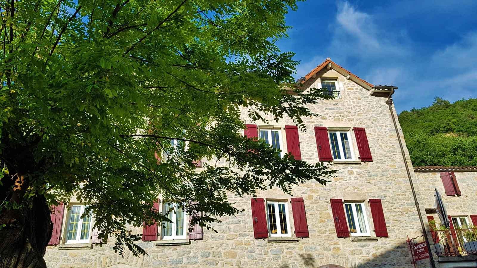 Chambres d'hôtes les Gargouilles - au cœur des Gorges du Tarn (Boyne, Aveyron)